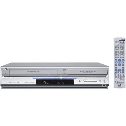 JVC DRMV5S DVD Recorder/VCR Combo