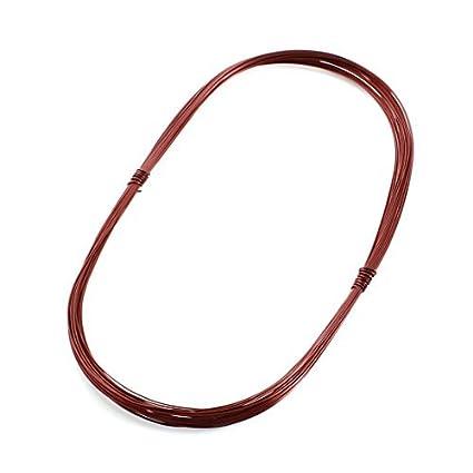0.55 mm Diámetro de cobre esmaltado de la soldadura eléctrica PPA 65.6ft 20m Wire - - Amazon.com