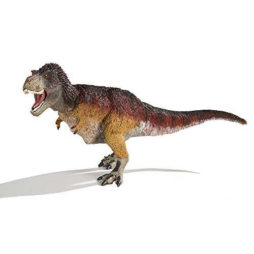 Safari Ltd Prehistoric Life – Feathered Tyrannosaurus Rex - Realistic Hand Painted Toy Figurine Model - Quality Construction from Safe and BPA Free Materials - For Ages 3 and Up (Model Tyrannosaurus)