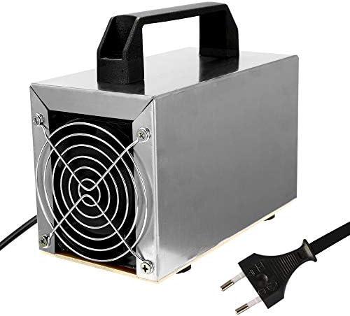 KKmoon Generador de Ozono de Cerámica,AC220V 10g/h,Tabletas Placa ...