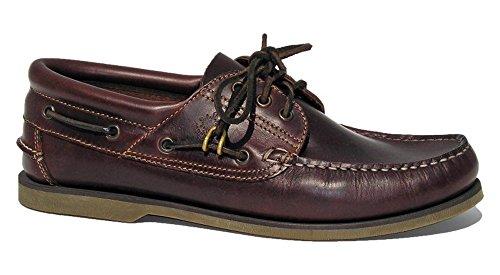 BluePort Comfort Seafox Chaussures bateau classiques Homme Marron