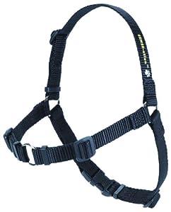 SENSE-ation No-Pull Dog Harness (Black, Small)