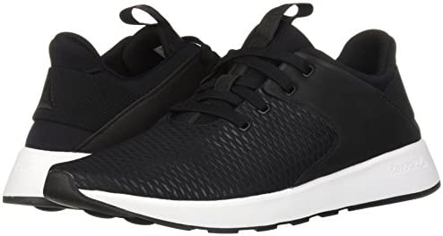 Reebok Men's Ever Road DMX Walking Shoe, BlackWhite, 7 M US