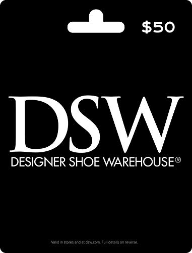 DSW Gift Card $50 ()