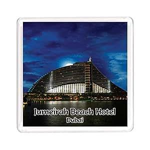 Ajooba Dubai Souvenir Magnet Jumeirah Beach Hotel 0106