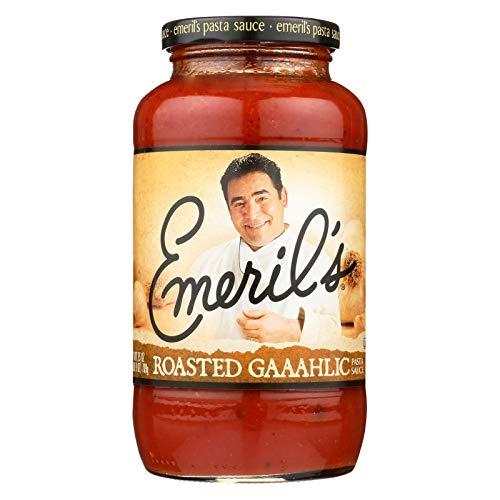 Emerils Roasted Garlic Pasta Sauce, 25 Ounce - 6 per case.