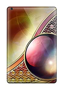 Best New Super Strong Fractal Designs Tpu Case Cover For Ipad Mini 2