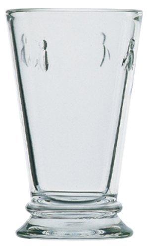 La Rochere, 11.5-ounce Napoleon Bee Double Old Fashioned Glasses (Set Of 12)