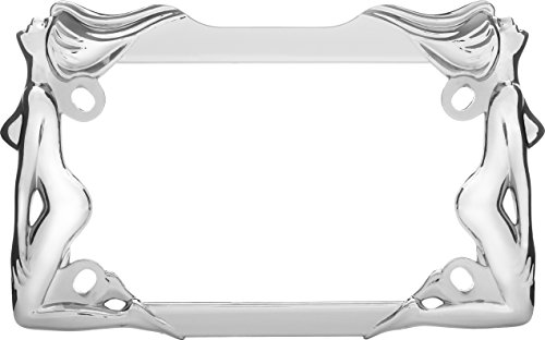 Cruiser Accessories 77930 Chrome License product image