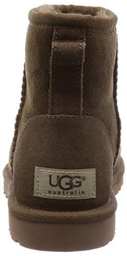 Ugg W Classic Mini 5854 Slip Da Donna Marrone