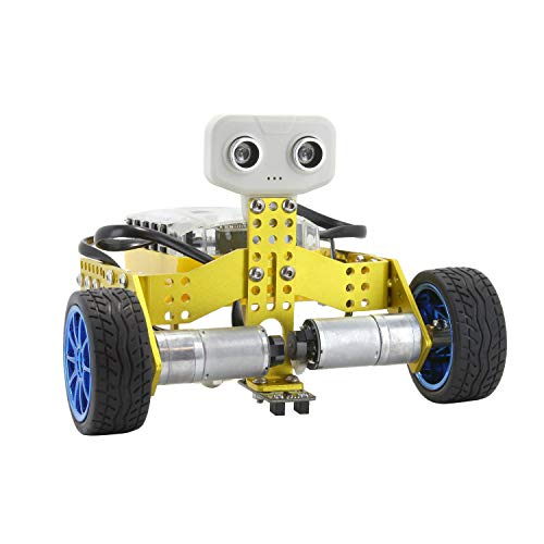 Tenergy ODEV Tomo 2-in-1 Transformable and Programmable STEM Robot
