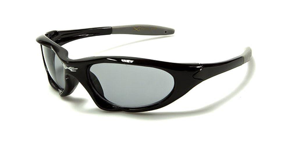X-Loop ® Childrens Ski Sunglasses - Full UV400 Protection (UVA & UVB) - Ski / Sport / Summer Fashion (Model: X-Loop Alpine KD)