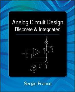 Buy Analog Circuit Design: Discrete & Integrated Book Online at Low ...