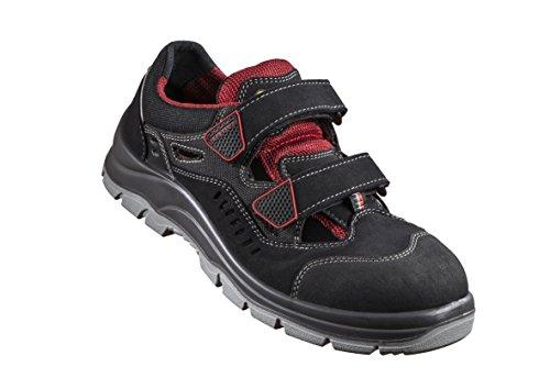 Adulte Rot Stabilus Mixte Schwarz 5124a Noir Chaussures rot De Sécurité Schwarz xWFRXWP