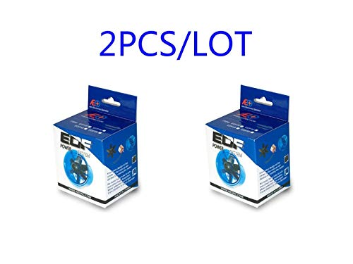 Kamas 2pcs/lot Patended Product Ducted Fan System EDF for Jet Plane 27mm/30mm/35mm/40mm/45mm/50mm/55mm/64mm/70mm with brushless Motor - (Color: ADF30 10 13000KV) ()