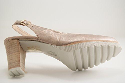 Gadea TIMON39656 - Sandale Bride ARRIER - Platine Platine k1SCUa
