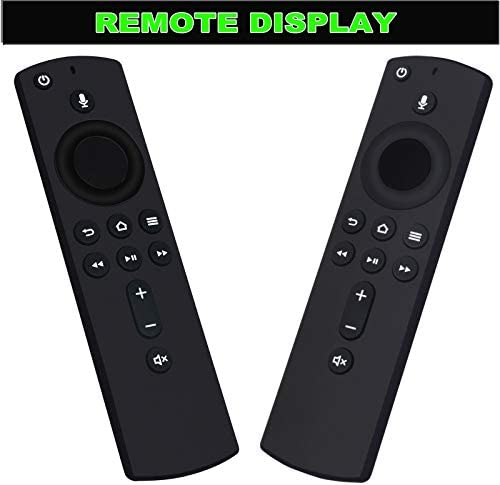 L5B83H Voice Remote Control Replacement for Amazon Fire TV Stick Lite, Fire TV Stick 2020 Release & 4K, 2d Gen Fire TV Stick, 2d & 1st Gen Fire TV Cube, and third Gen Amazon Fire TV Pendant Design