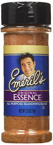 Emeril's Original Essence All Purpose Seasoning Blend, 2.8 Ounces (Pack of 6) (Emeril Lagasse Essence)