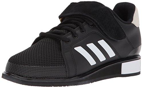 Adidas Mens Potere Perfetto Iii. Nucleo Cross Trainer Nero / Bianco / Oro Opaco