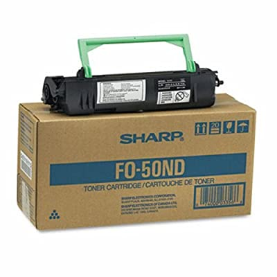 SHRFO50ND - Sharp FO50ND Toner/Developer Cartridge