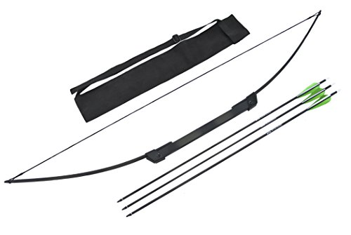 Spectre Compact Take-Down Survival Bow and Arrow (55#...