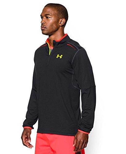 Under Armour Men's NFL Combine Authentic ColdGear® Infrared ¼ Zip Medium Black