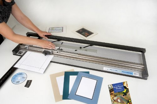 Logan 660-1 Framer's Edge Elite 60 Inch Mat Cutter for Framing, Matting and Hobby Use by Logan