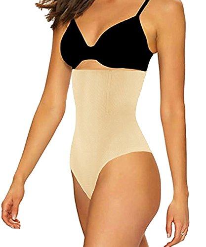 FUT Women's Butt Lifter Shaper Waist Cincher Girdle Tummy Slimmer Sexy Thong Panty Shapewear