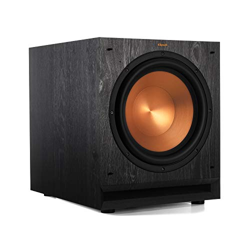 "Klipsch SPL-120 Powered Subwoofer (12""),Black"
