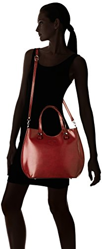 Bag Borse Marrone Body Women's Chicca Cross Borse Brown 80046 Chicca z10xpwC