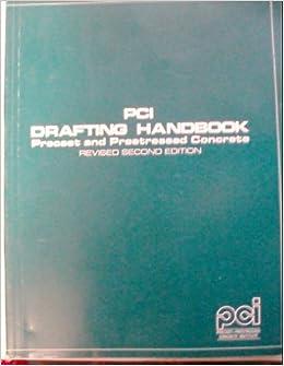 architectural precast concrete drafting handbook