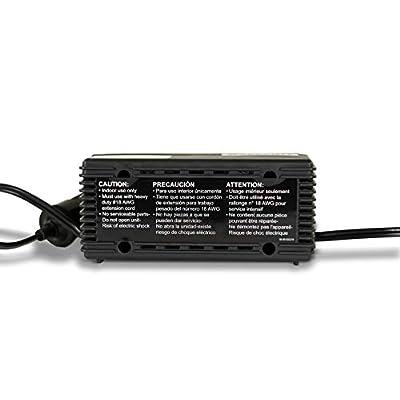 Schumacher PC-6 70W 12V AC to DC Power Converter,Black: Automotive