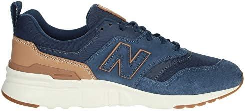 New Balance CM997HAD, Trail Running Shoe Mens, Azul Azul Marino Marrón, 32 EU: Amazon.es: Zapatos y complementos