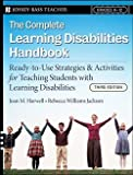 img - for Joan M. Harwell: The Complete Learning Disabilities Handbook : Ready-To-Use Strategies & Activities for Teaching Students with Learning Disabilities, Grades K-12 (Paperback); 2008 Edition book / textbook / text book