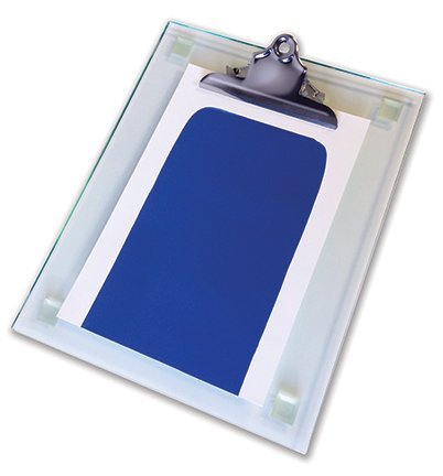 Glass Paint Drawdown Plate - Glass Plates Paint