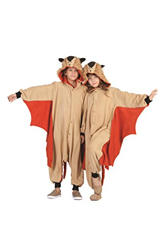 RG Costumes 'Funsies' Skippy The Flying Squirrel, Child
