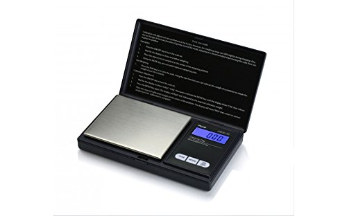 AWS-70 Precision Pocket Scale - Black - Capacity  70g