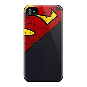 Durable Cell-phone Hard Covers For Iphone 6 (UVL3831aOOg) Provide Private Custom Beautiful Superman Skin