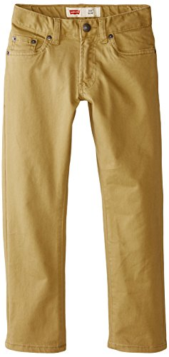 Levis Boys Slim Brushed Pants