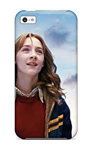 Premium Saoirse Ronan In The Lovely Bones Back Cover Snap On Case For Iphone 5c by icecream design
