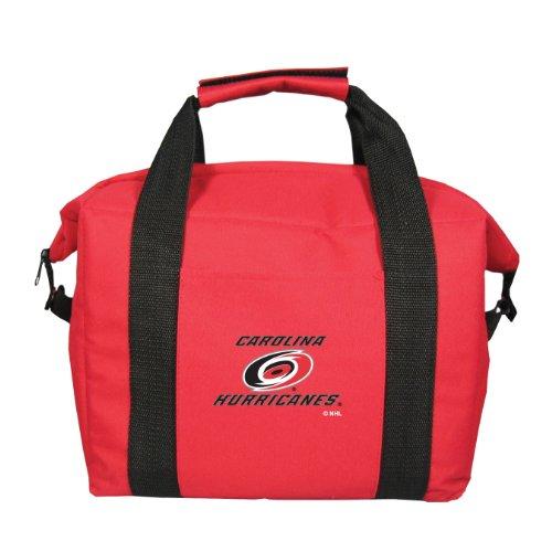 NHL Carolina Hurricanes Soft Sided 12-Pack Cooler Bag by Kolder
