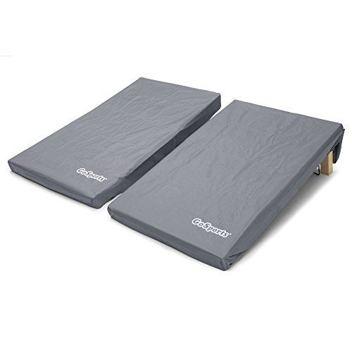 GoSports Cornhole Covers - Protects Your Boards & Bags (Choose Tailgate or Regulation Size)