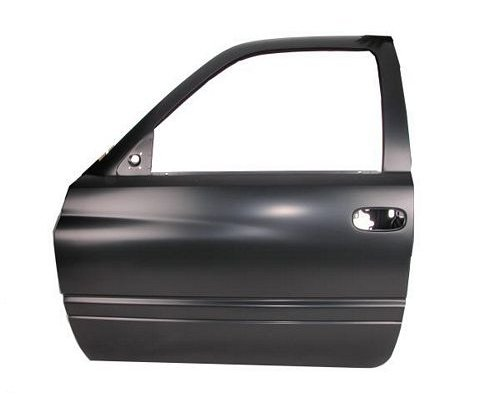 OE Replacement Dodge Pickup Front Driver Side Door Shell (Partslink Number CH1300110)