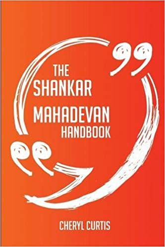 The Shankar Mahadevan Handbook - Everything You Need To Know