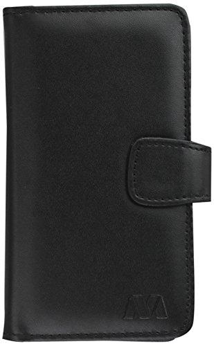 Asmyna Universal MyJacket Wallet for Mobile Phones - Retail Packaging - Black