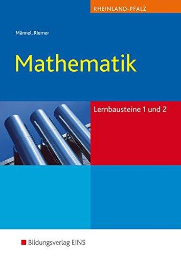 Mathematik für die Berufsfachschule 2. Lehrbuch. Rheinland-Pfalz