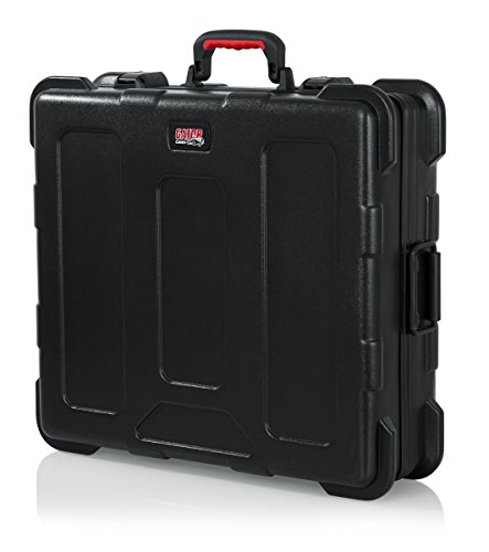 Gator Cases Molded Flight Case for Utility Equipment up to 20''x30''x8'' with TSA Approved Locking Latch; (GTSA-UTL203008) by Gator