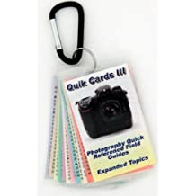 Cheatsheets 3 - Photography Guide Canon DSLR Tip Cards for 80D 70D Rebel SL1 T6s T6i T6 T5i T5 T4i T3i T3 T2i T1i XSi XT EOS 60D 50D 60Da M10 M5 M3 M2 M 7D Mk II Mark 6D 5D Mk IV III 5DS 1D