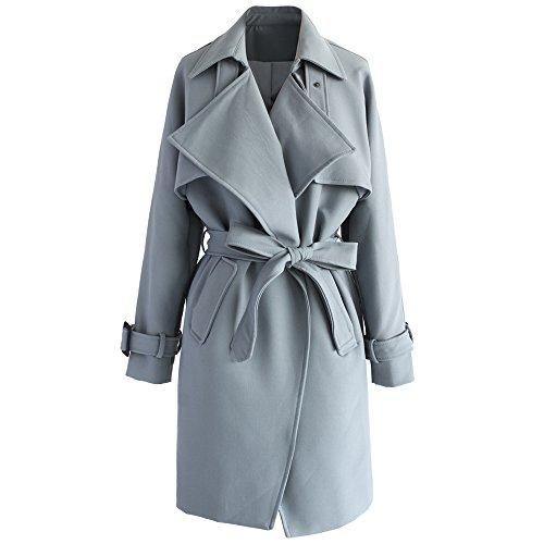 Textured Wool Coat - 7