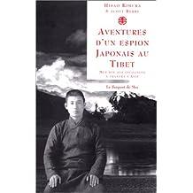 Aventures d'un espion japonais au Tibet